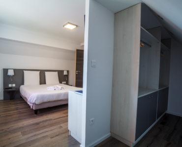 Chambre quintuple lit